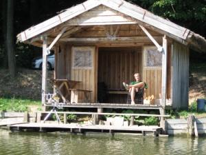 Horgász Faház  2